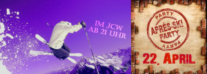 Apres Ski im JCW